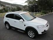 Immaculate 2011 Captiva LX (4x4) Turbo Diesel 7 Seater Launceston Launceston Area Preview