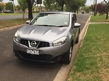 2010 Nissan Dualis Wagon 12 months rego, brand new clutch kit Essendon North Moonee Valley Preview