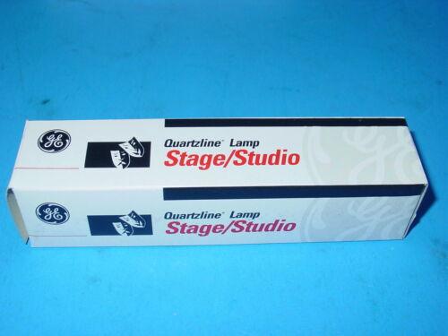 GE FEL Stage Studio Quartzline Lamp 1000 Watt