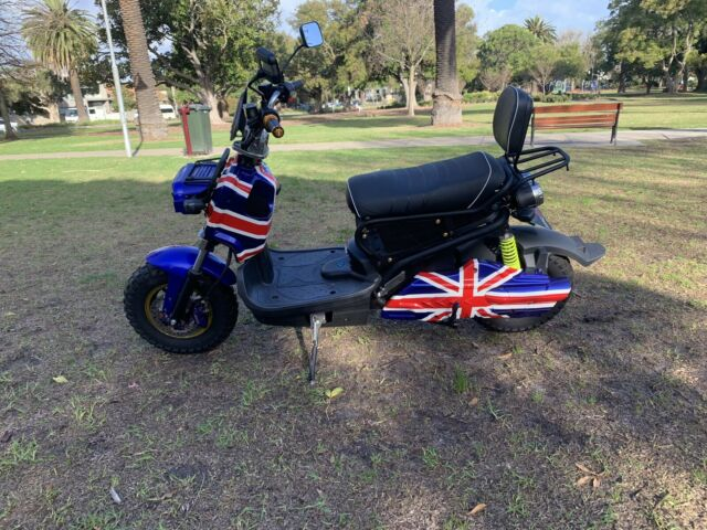 82e2341f4 Electric scooter fully electric!! | Scooters | Gumtree Australia ...