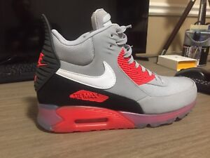 Deadstock Airmax90 boots infrared
