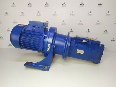 Imo Pump Ace 032-2 Nc60 With 0.9 Kw Electric Motor - Pressure Tested