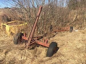 Looking for old hay wagon frame