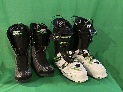Dynafit Mercury TF Alpine Touring Ski Boots With Spare Liners Size 27/27.5