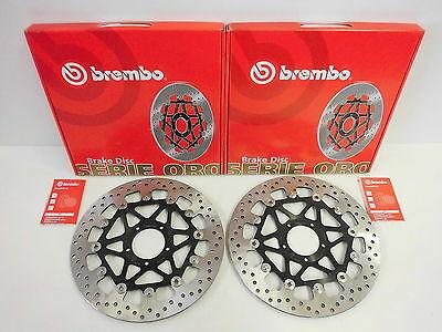 Brembo Bremsscheiben vorne komplett Ducati 848 1098 1198 1199 1299 989 S R ABS