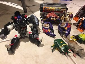 Transformers and power ranger action figures  Cambridge Kitchener Area image 4