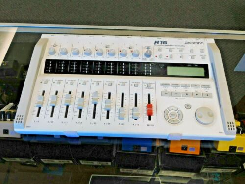 Zoom R16 Recorder Interface Controller L@@K!
