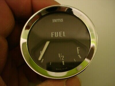 SMITHS FUEL GAUGE 2226/00 AS FITTED TO MG MIDGET , MGB AND MANY OTHER MODELS.