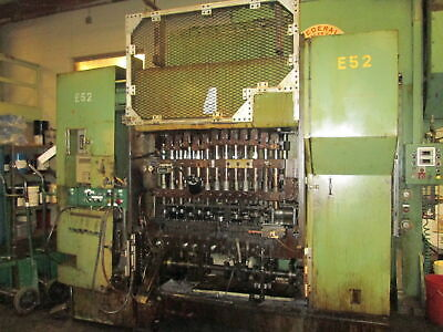Waterbury Farrel 1512 Icop Transfer Press Round Plunger Minster Combo Clarktron