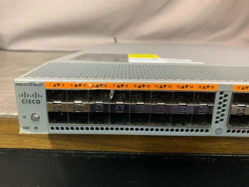 Cisco Nexus 5500 5548UP N5K-C5548P, C5548UP Mountable Switch w. Dual AC Power