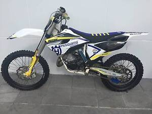 Husqvarna TC125 Parramatta Park Cairns City Preview