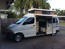 2003 Toyota Hiace SBV Pop Top Campervan Mount Sheridan Cairns City Preview