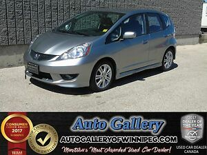 2010 Honda Fit Sport *Low Price!