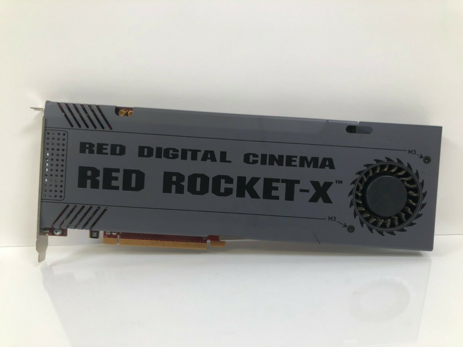 Red Rocket-X - RED DIGITAL CINEMA PCIe Card - Great Condition - $589.99