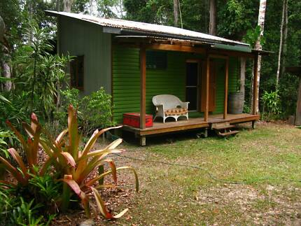 Rainforest Timber Cottage in Speewah
