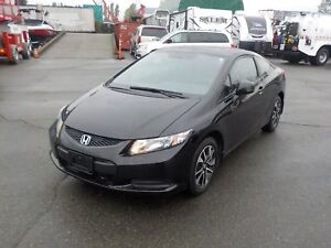 2013 Honda Civic LX Coupe 5-Speed Manual