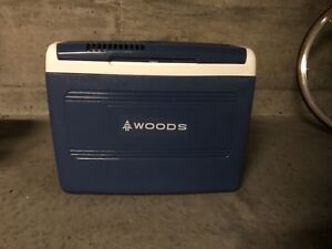 Woods electric cooler and warmer