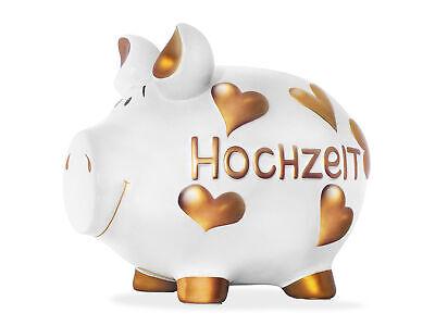 Boda Hucha XXL Hucha 32CM Motivo Money Monster Banco Cerámica