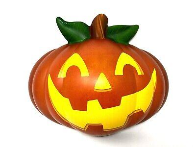 Hallmark Talking Hanging Jack O Lantern Halloween Wall Greeter Motion Activated