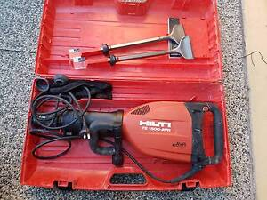 Hilti TE1500 with trolley for hire Dandenong Greater Dandenong Preview