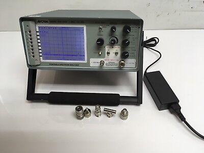 Avcom Psa-37xp Portable Spectrum Analyzer 1mhz-4.2ghz Tested