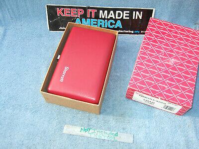 Starrett 384 Parallel Set Wcase Vintage Machinist Jig Bore No.2a Grind Inspect