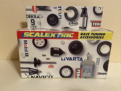SCALEXTRIC RACE TUNING ACCESSORIES KIT NOS NISP HORNBY RARE C 8011 A SLOT CAR HO