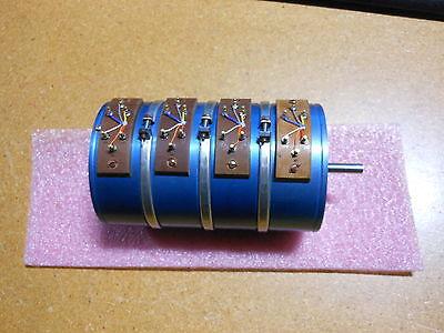 Samarius Variable Resistor 55-125-001 Nsn 5905-00-572-9202