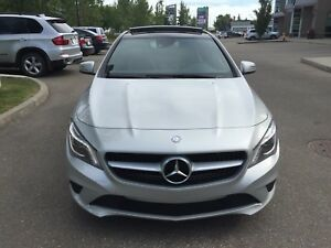 Mercedes cla 250 4matic low km no accidents