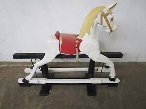 D6066 Large Vintage ROCKING HORSE Mount Barker Mount Barker Area Preview