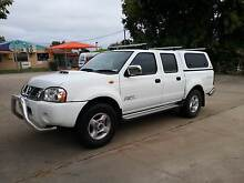 2010 Nissan Navara Ute Condon Townsville Surrounds Preview