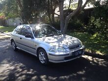 1997 Honda Civic Hatchback Byron Bay Byron Area Preview