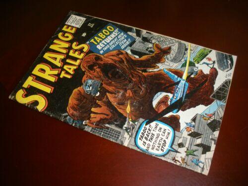 Atlas Comics Strange Tales # 77 Nice Copy