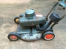 old Victa lawn mower 2 two stroke working vintage antique Warranwood Maroondah Area Preview