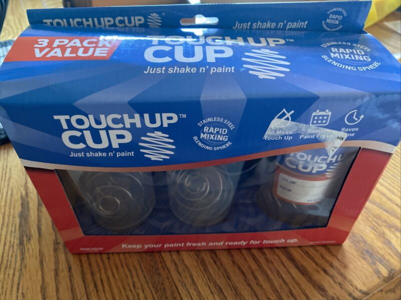 Touch Up Cup | Just Shake n