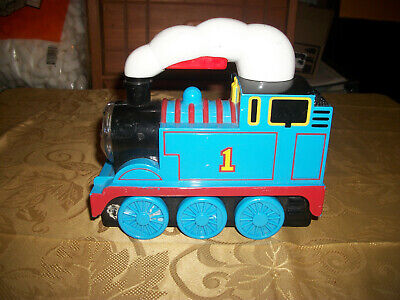 Little Tikes Thomas the Train Steam Engine Flashlight Rolling Toy With Sound