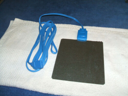 Reusable Pt. Plate & Cable for Valleylab/Conmed/Bovie/Ellman Fit for all ESU