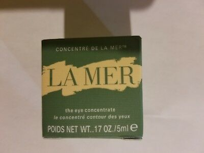 La Mer The Eye Concentrate Deluxe Sample 0.17 oz / 5 ml