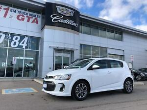 2018 Chevrolet Sonic LT, RS Package!