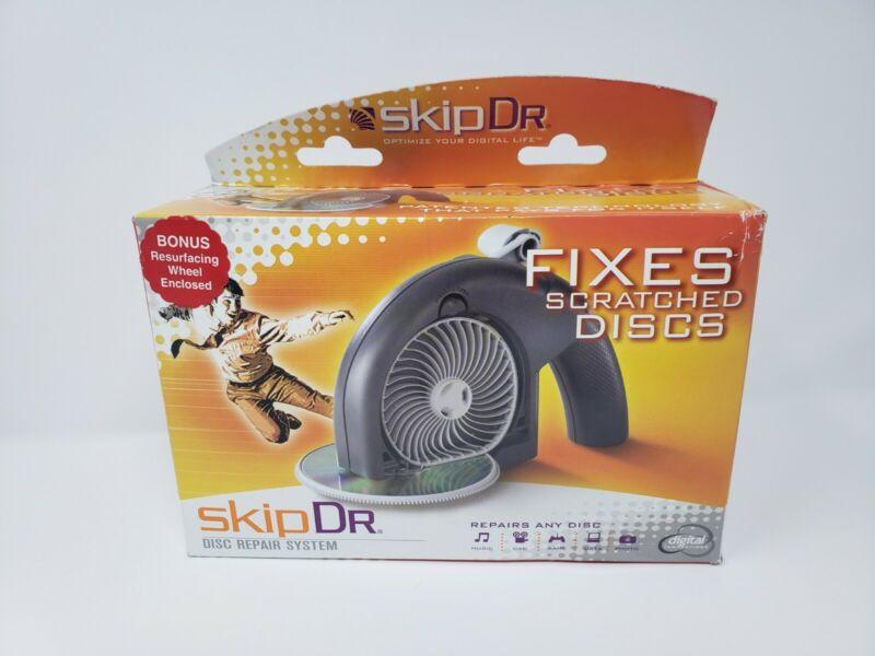 SKIP DOCTOR Digital Innovations CD & DVD Disc Repair Skip Dr.