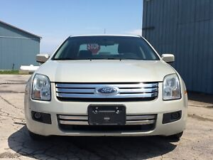 2008 Ford Fusion SE (Safetied)