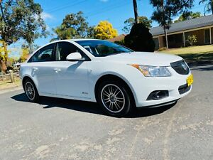 2012 HOLDEN CRUZE EQUIPT AUTO SEDAN LONG REGO 26/02/21 Camden Camden Area Preview