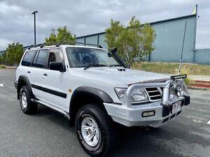 2003 Nissan Patrol ST 4x4 wagon. Rwc. Rego. VGC.