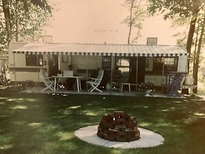 Roulotte 33' Prowler 1988