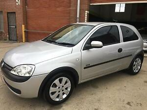 2003 Holden Barina sxi automatic Kings Park Blacktown Area Preview