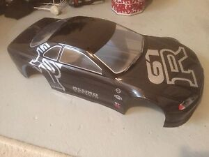 1/10th Scale Nissan GTR RC Car Body 200mm  Oakville / Halton Region Toronto (GTA) image 1