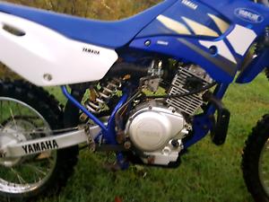 Yamaha  ttr 125 Wattle Glen Nillumbik Area Preview