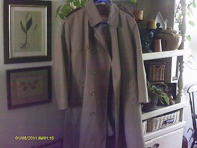 Para Hombre capa Abrigo de Abrigo superior por lluvia sobre Misty PPwxrvTg