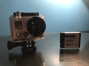 GoPro Hero 2 Camera with Accessories