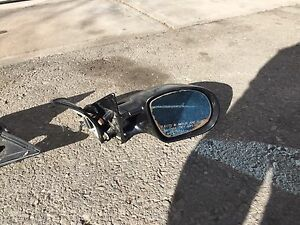 Oem BMW E36 M3 mirrors and rear bumper